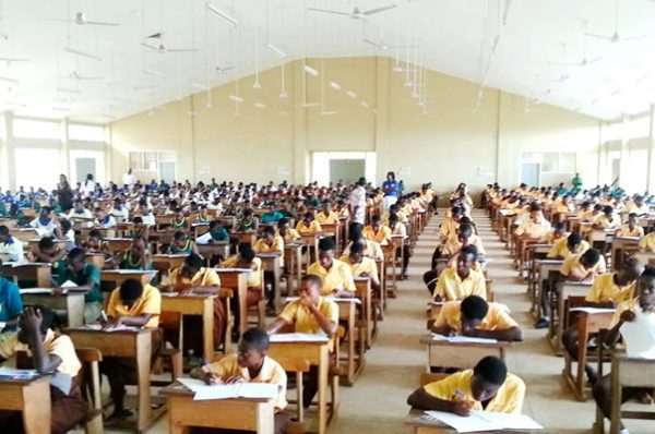 2020 BECE begins with over 500k participants