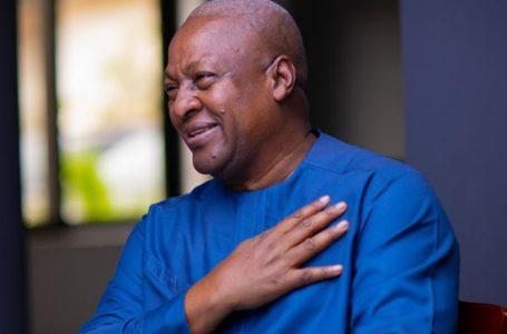 BBC Interview Bribe Question Caught Me Off Guard – Says Ex-Prez Mahama