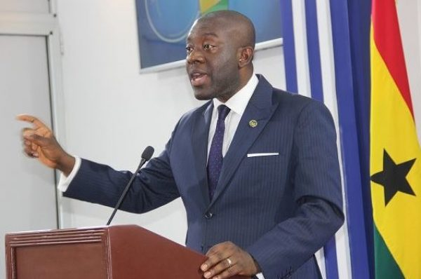 Claims of culture of silence in Ghana untrue – Oppong Nkrumah