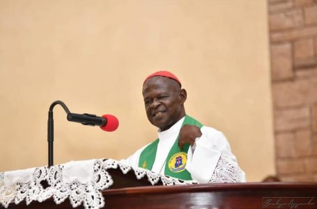 Chairman of National Cathedral Board of Trustees Rev. Dr. Asante Antwi dies