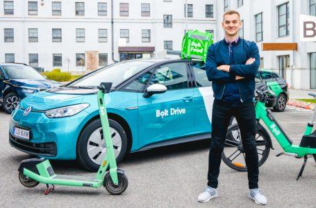 Bolt launches its car service Bolt Drive