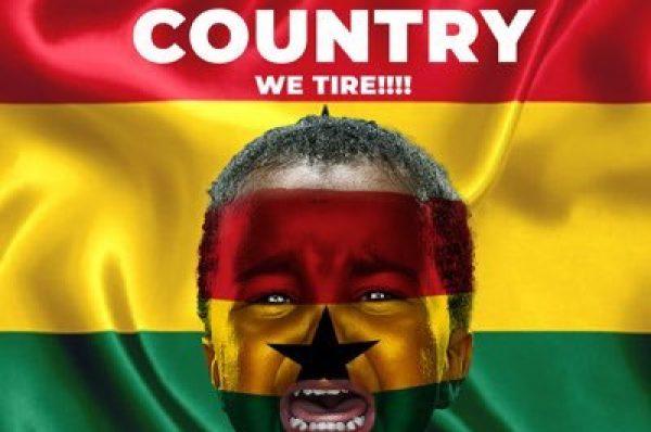 #FixTheCountry: I'll sacrifice my all for Ghana to be fixed – Joshua Boye-Doe